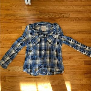 Button down women's shirt